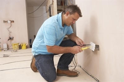 wiring-a-basement-in-olivette---mo